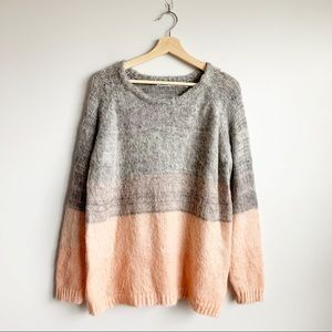 UO Urban Outfitters Kimchi Blue Mohair Sweater L